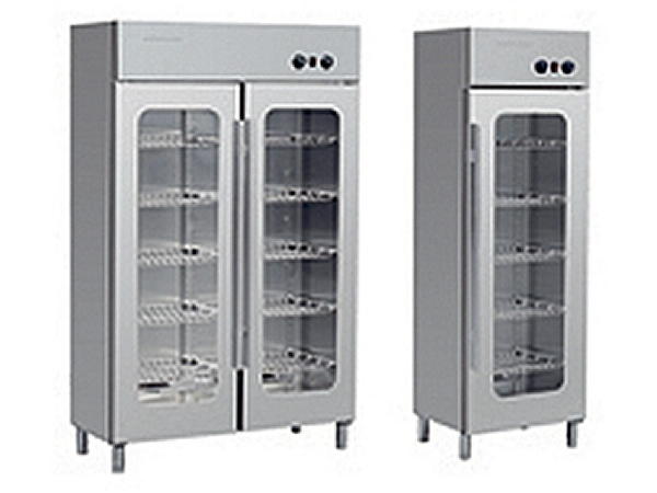 Light wave disinfection cabinet