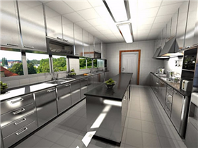Clubhouse Kitchen Project