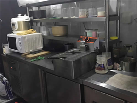 Fast Food Kitchen Engineering