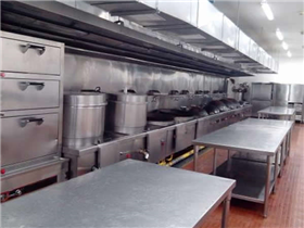 Restaurant Kitchen Engineering