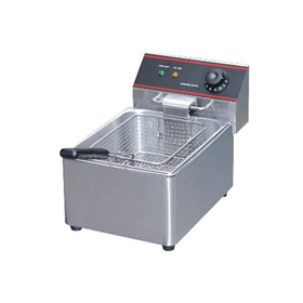 Electrical Single-tank Frying Oven